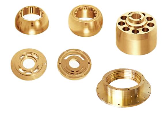 高力黄铜系合金