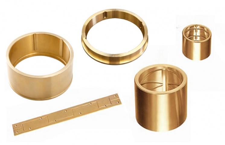 铅青铜系合金